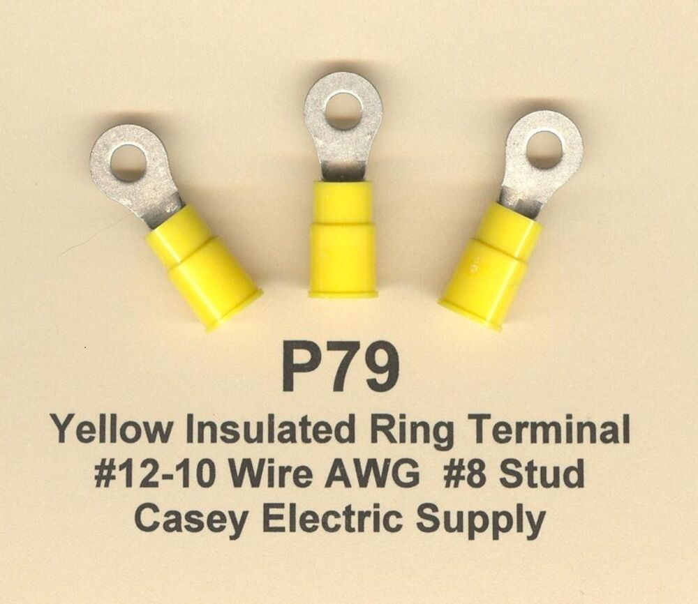 12 Volt Wire Connectors 8 To 10 Awg Wiring