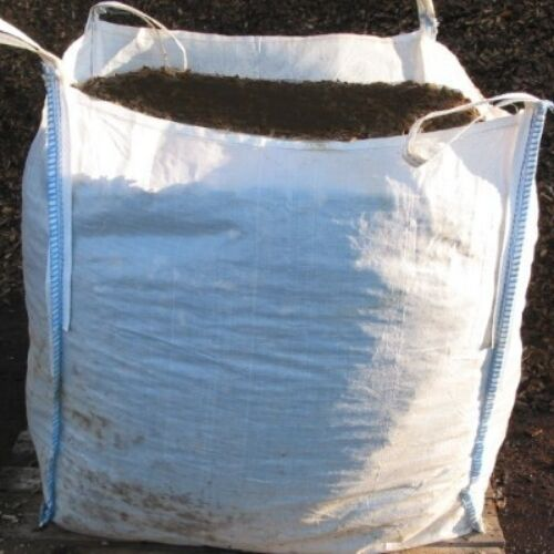 Jumbo bag rich mushroom compost direct from the supplier for Compost soil bags