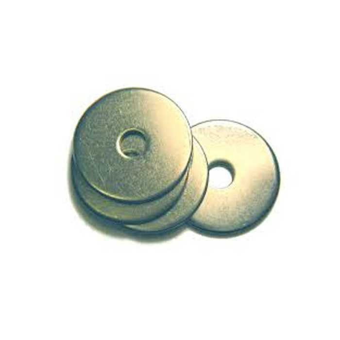 100 X Steel Blind Pop Rivet Washer 3 2mm Backing Washers 1