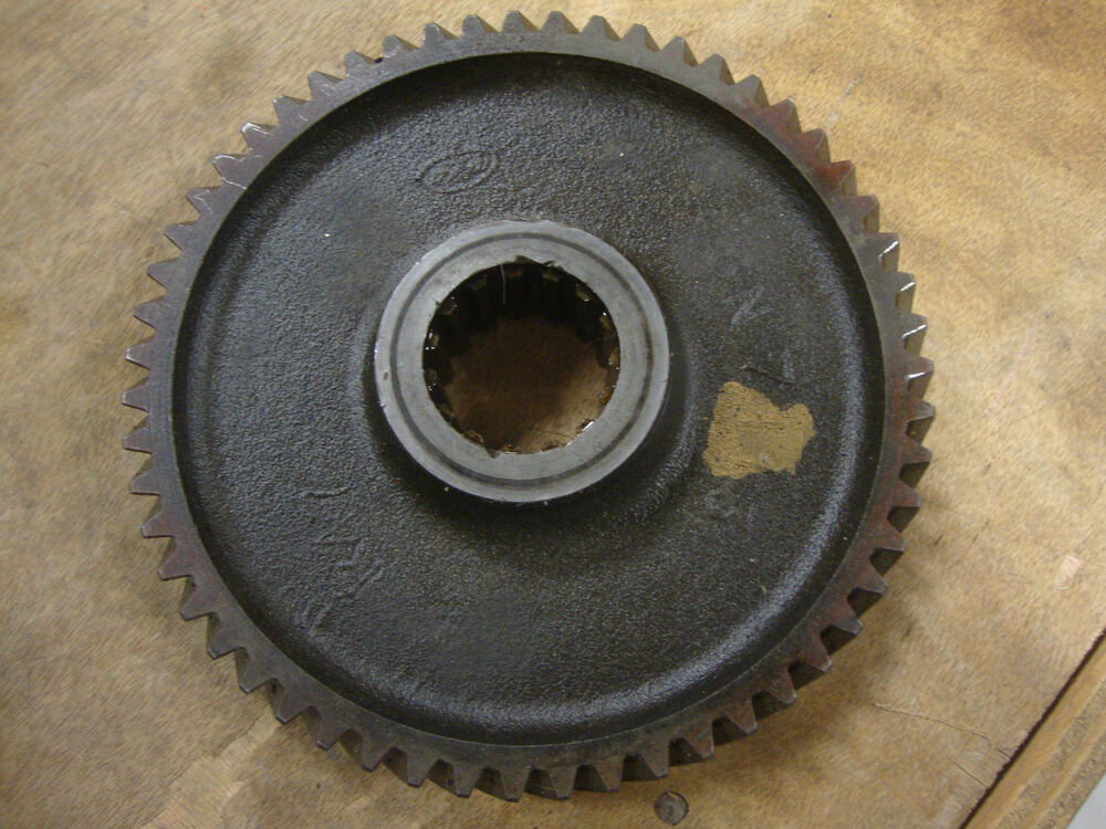 Old Tractor Transmission Gears : Naa ford tractor transmission