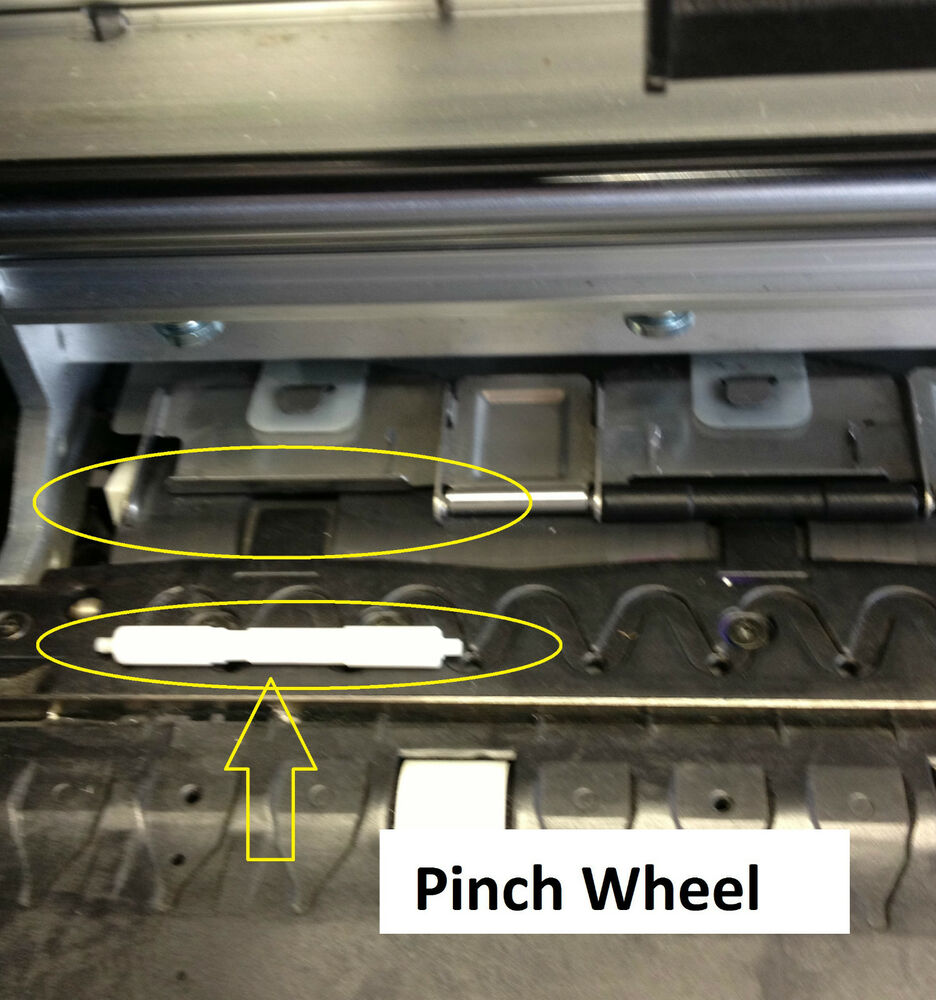 Pinch Wheel Rollers Hp 5000 5500 5000ps 5500 Ps
