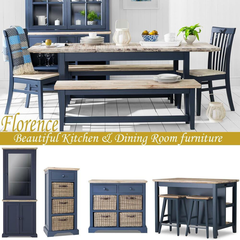Quality Kitchen Tables: FLORENCE Round Extended Dining Table And Chairs, Stunning
