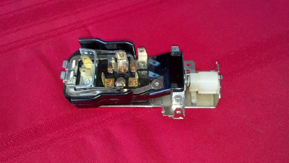 1955 56 chevrolet chevy headlight switch, nice, new | ebay 1955 chevy headlight switch wiring