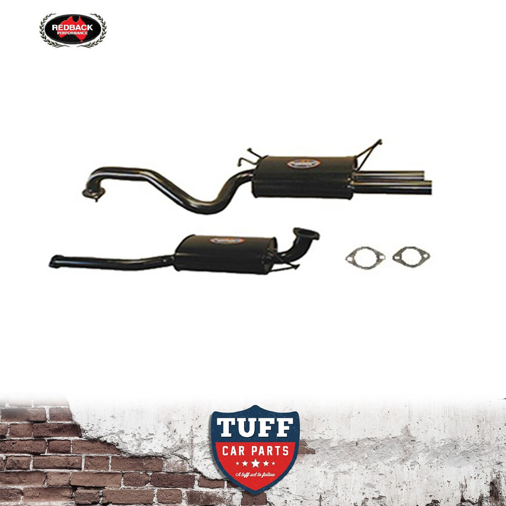 Xr Turbo Cat Back Exhaust