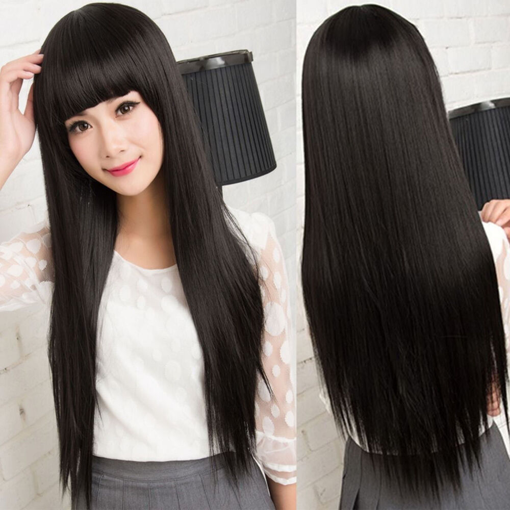 Cosplay Wig For Natural Hair