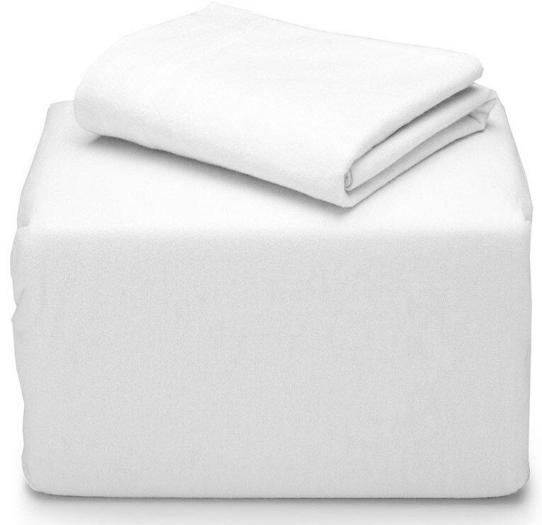 Queen Size: 60 x 80 inch 1 Fitted sheet Only Fits upto 8