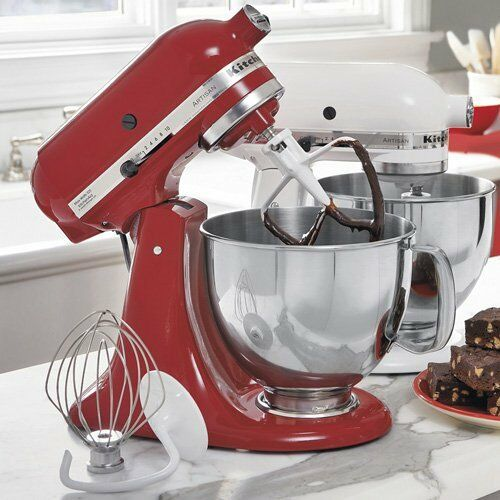 New Kitchenaid Stand Mixer Tilt 5 Qt Ksm150pser Metal