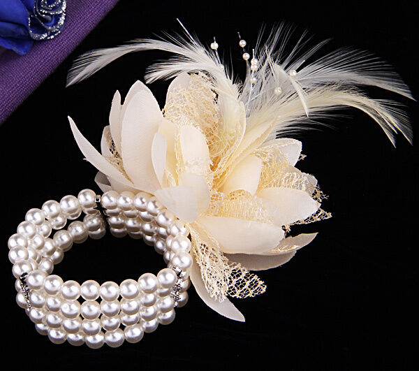 Corsage Wedding Shoes