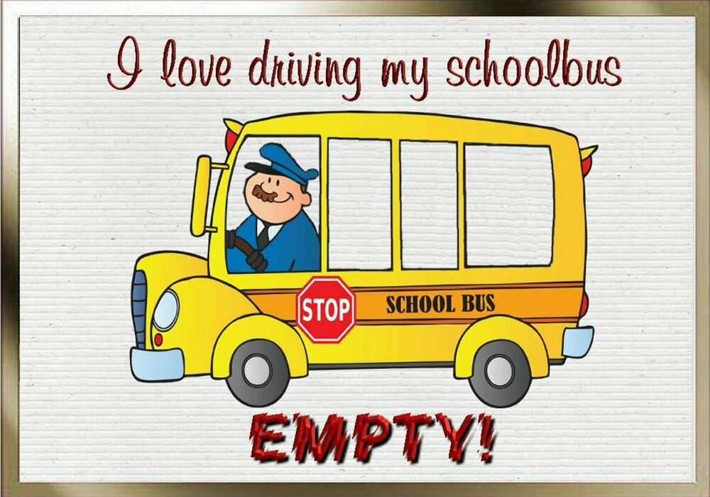 Bus Driver humor in sign language - YouTube