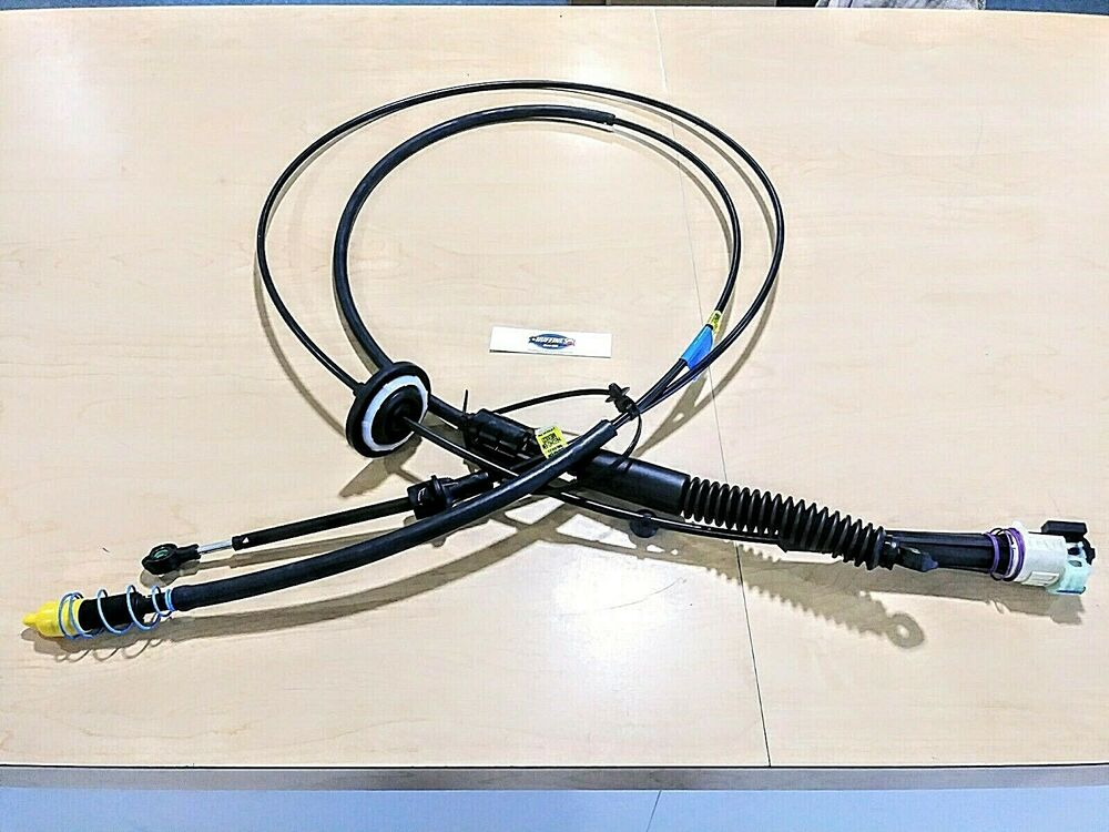 2007 Gmc Sierra Classic 3500 Extended Cab Transmission: OEM Shift Cable 1999-2007 Chevrolet Silverado GMC Sierra