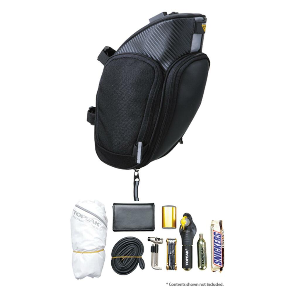 topeak mondo pack xl satteltasche 2 liter sattelst tze fahrrad tasche genial ebay. Black Bedroom Furniture Sets. Home Design Ideas