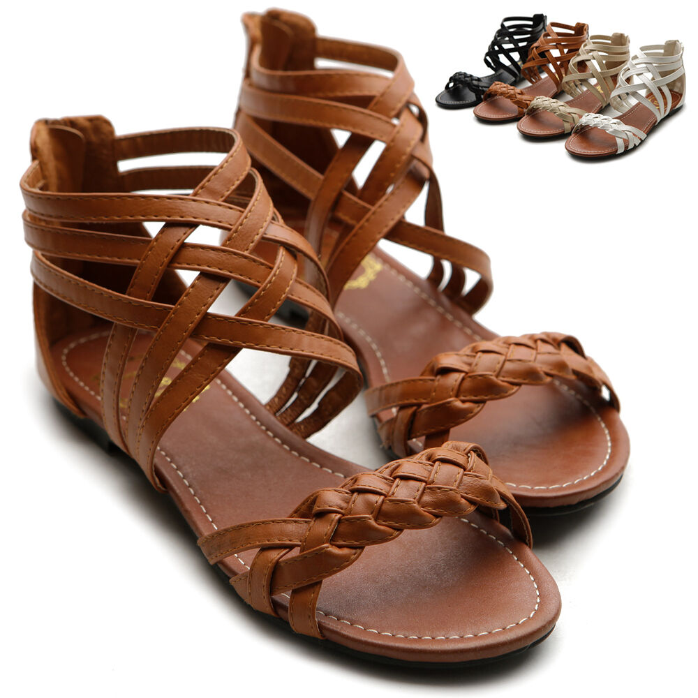 In fact, we think sandals represent everything that's fun about life—all wrapped up in a pair of shoes. Like the flip-flops begging to be taken out of your beach bag and the flat sandals you slip on for a stroll down the boardwalk.