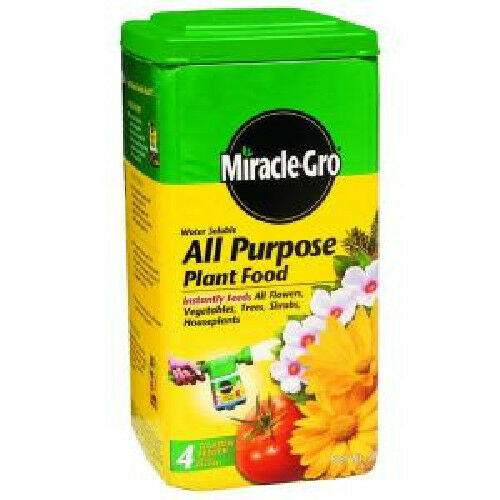 New Miracle Gro All Purpose Plant Food 5lbs 10001232 Ebay