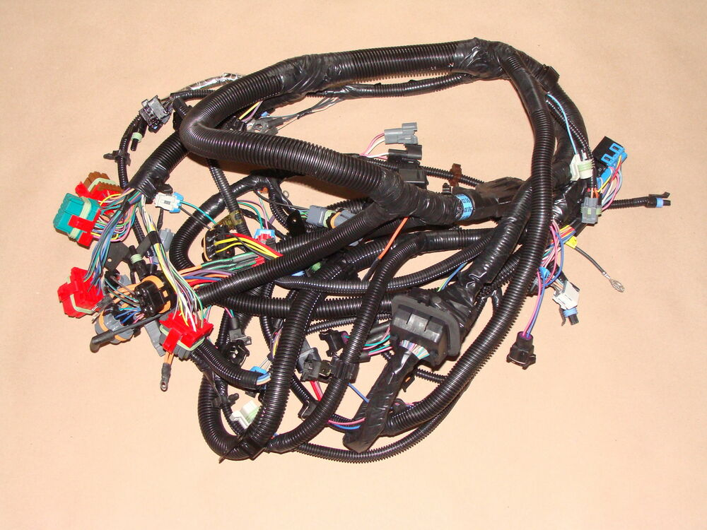 Lt1 Motor Wiring Harness : Gm lt engine wiring free image for user