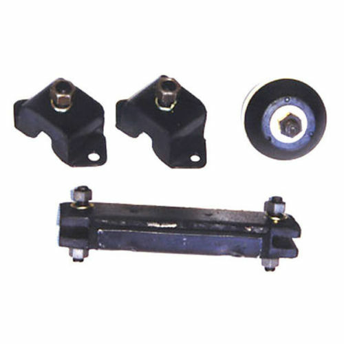 Engine Amp Trans Mount Kit Willys Jeep 134 4 Cyl Mb Cj2a