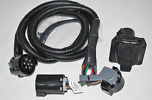 s l1000 dodge ram truck trailer tow wiring harness 7 way in bed for truck bed wiring harness at crackthecode.co
