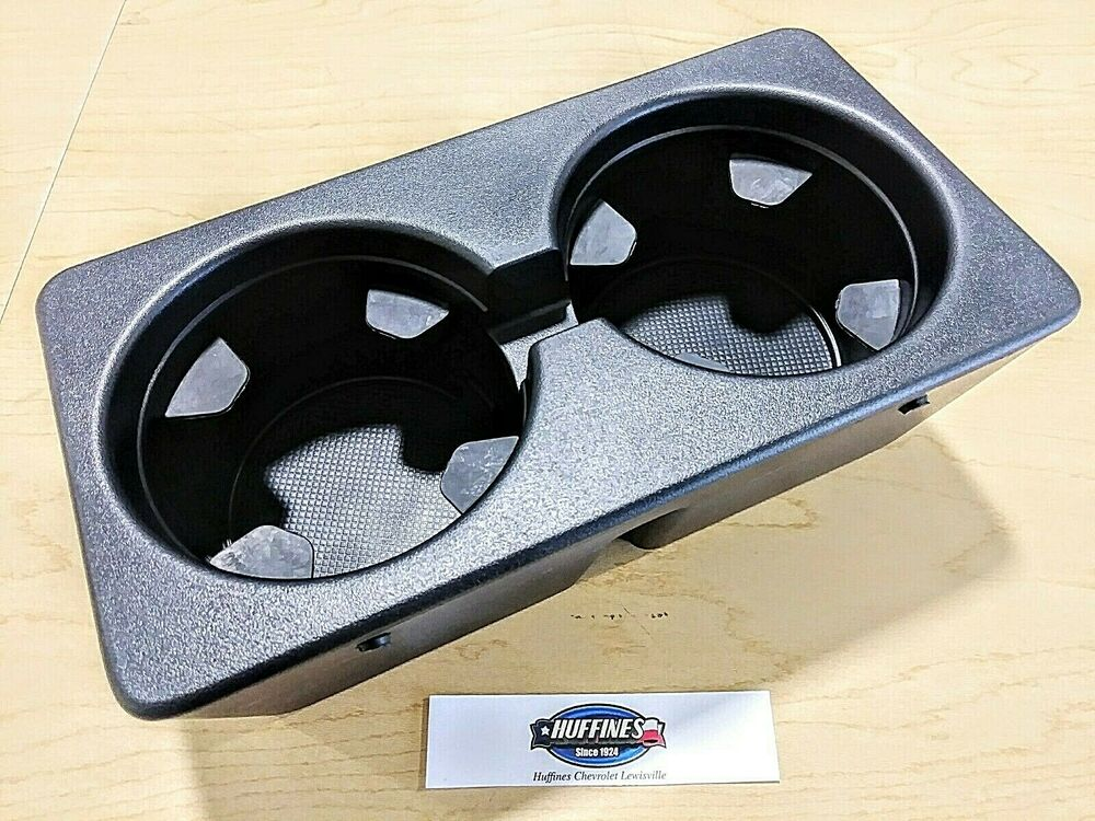 OEM Front Console Cup Holder - 2007-2011 Chevrolet GMC ...
