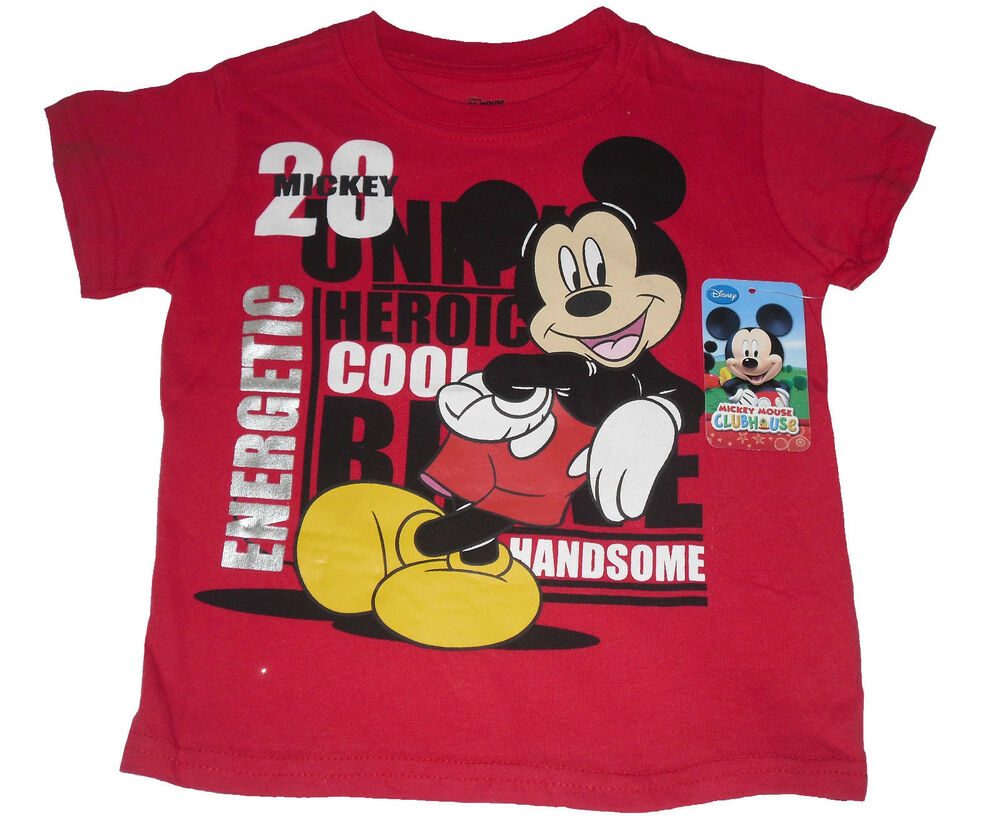 Enjoy free shipping and easy returns every day at Kohl's. Find great deals on Boys T-Shirts Mickey Mouse at Kohl's today!
