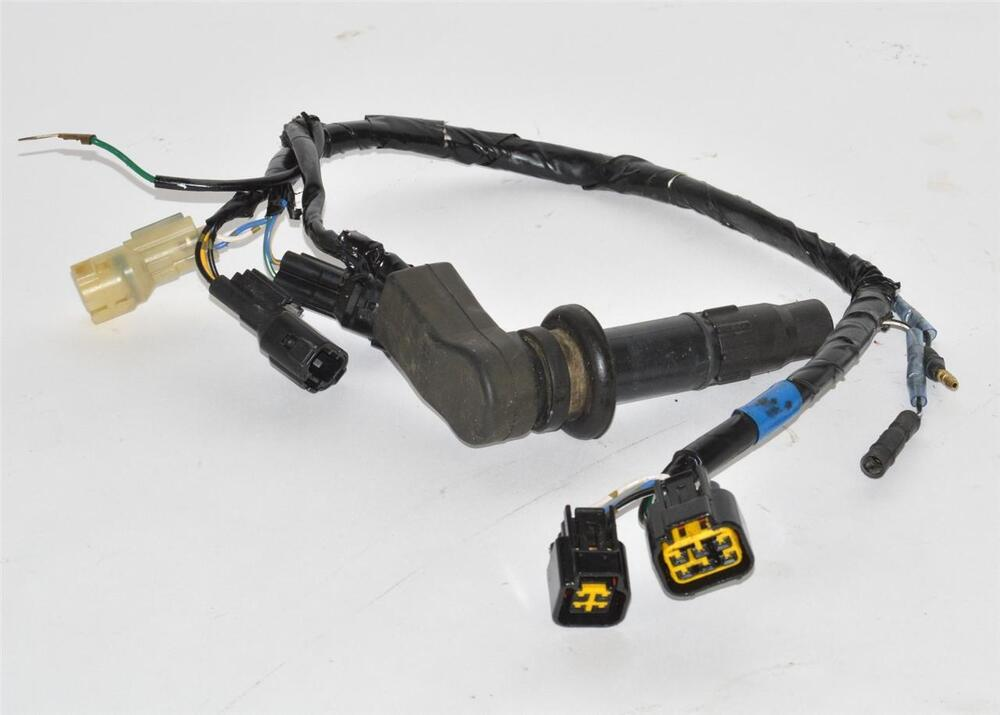 2004 Honda Crf250 Crf Engine Motor Wiring Harness Ignition