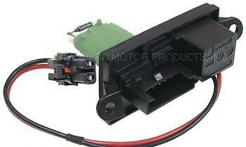 S L on 05 Chevy Avalanche Blower Motor Resistor