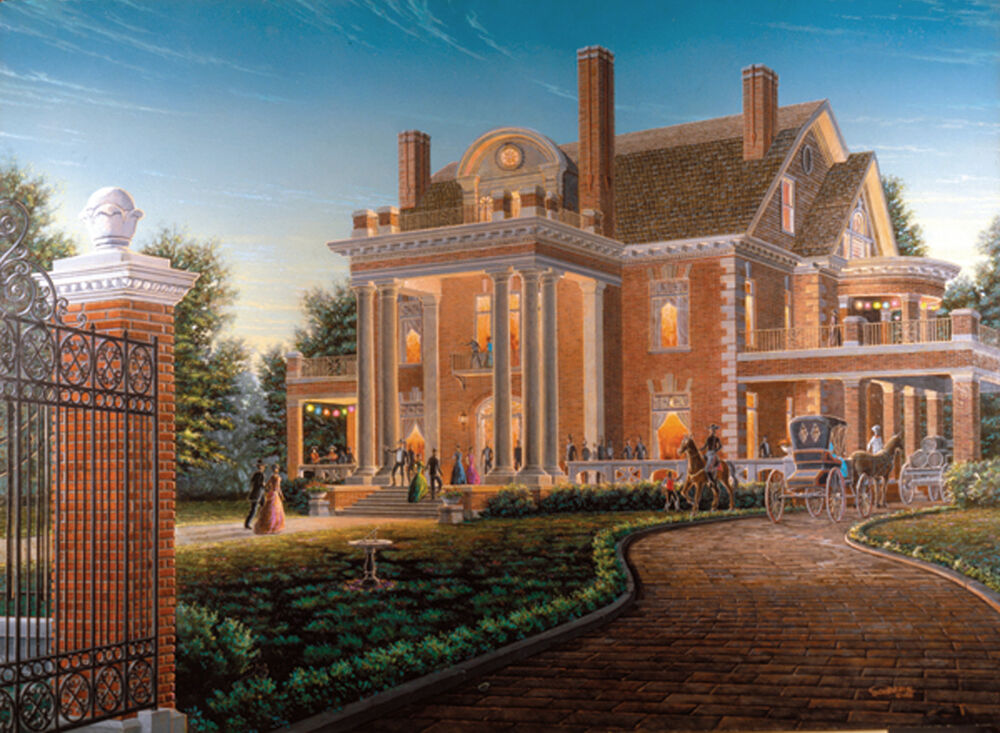Cattle baron mansion fort worth thistle hill cowtown for Large victorian homes for sale