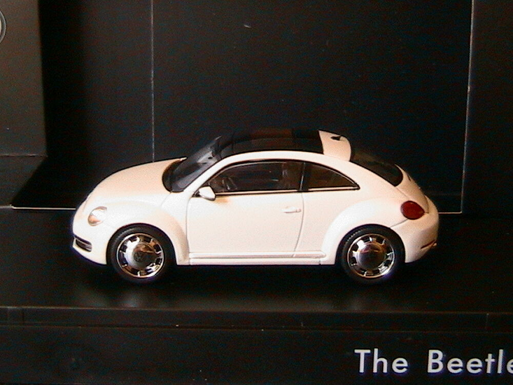 vw volkswagen new beetle ii 2011 oryx white schuco 5c10993000k1 1 43 weiss blanc ebay. Black Bedroom Furniture Sets. Home Design Ideas