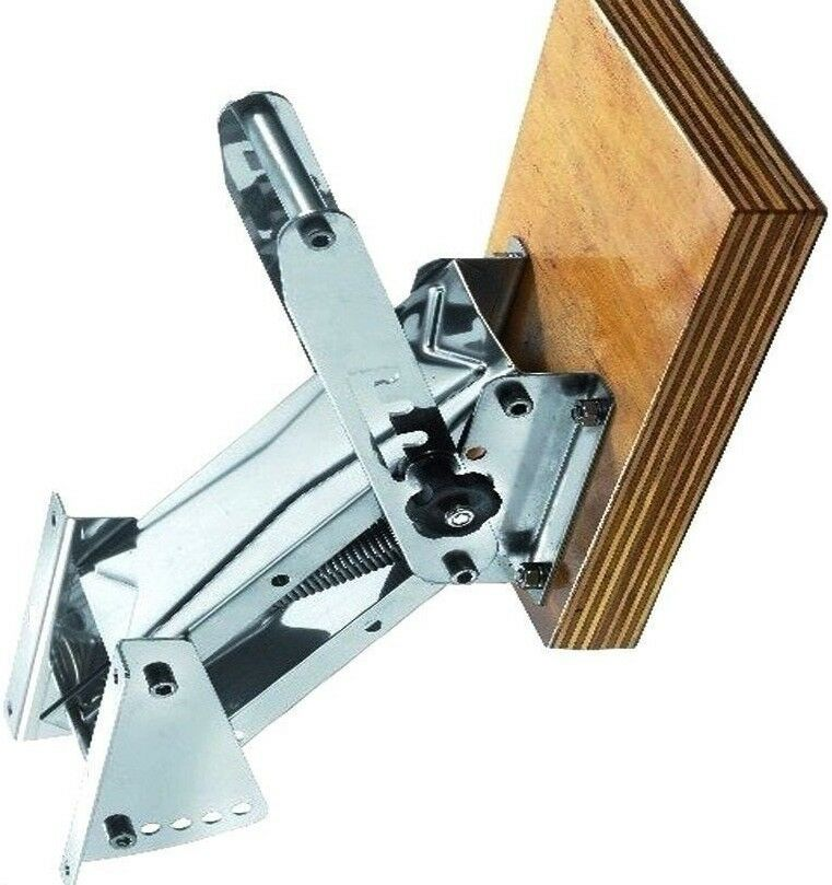 Outboard engine bracket auxiliary 35kgs 15hp stainless for Outboard motor brackets for sale