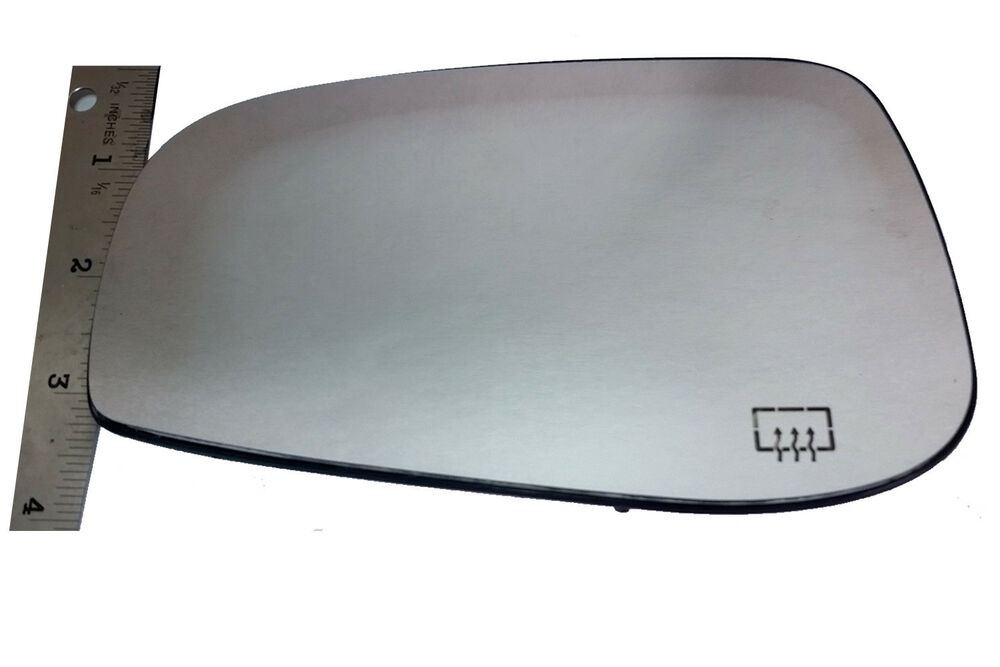 Volvo s40 s60 s80 v50 v70 driver side mirror flat heated for Mirror 80 x 50