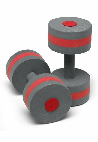 Speedo Aqua Fitness Barbells Exercise Workout Aquatic