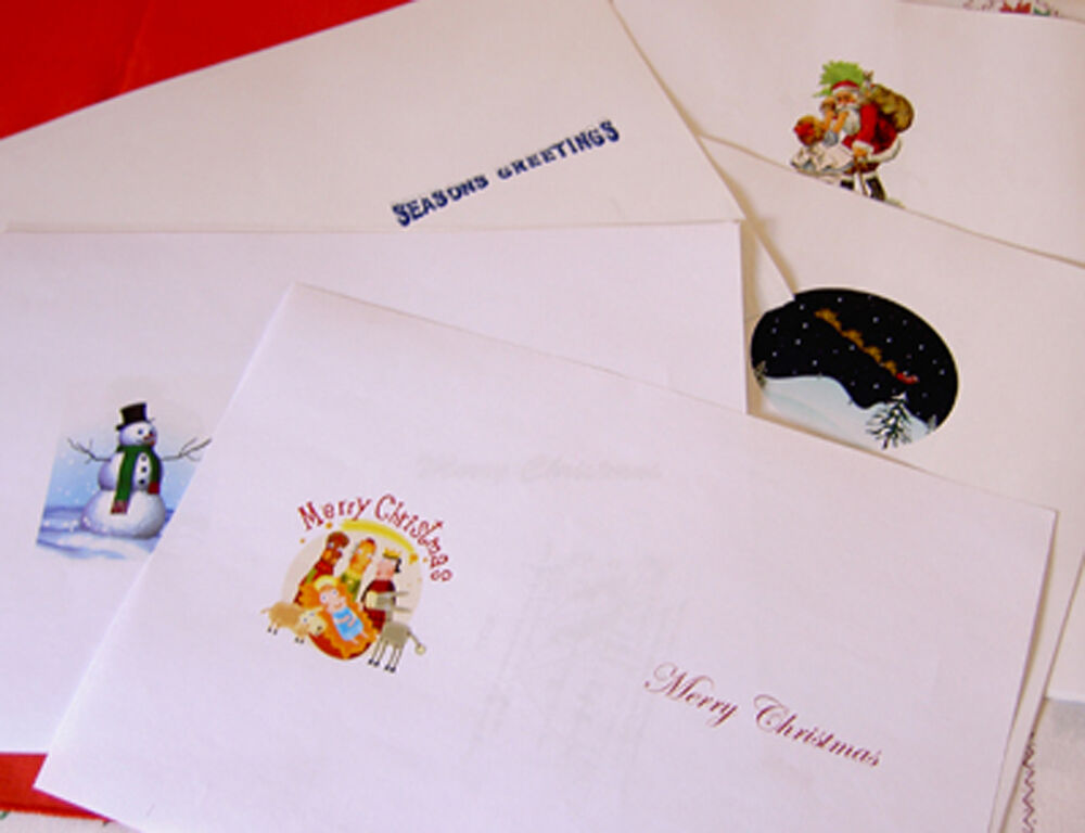 10 quality christmas greeting card making inserts crafting