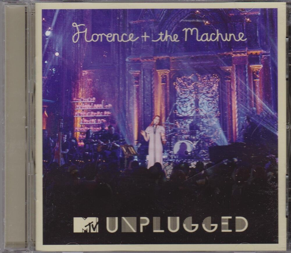 florence and the machine cd