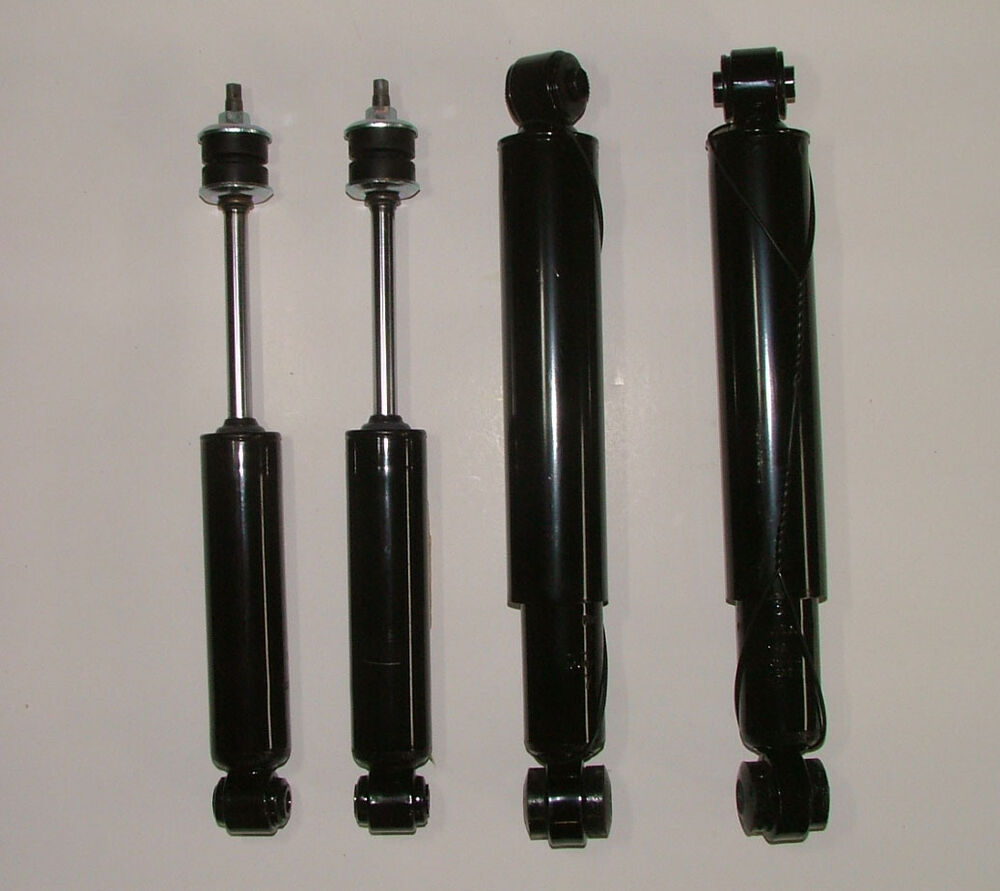 1965-1969 Plymouth Fury Gabriel Gas Shock Absorbers Front and Rear | eBay