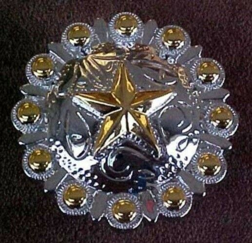 Western knobs star cabinet knob drawer pulls cp273ng ebay for Star cabinet pulls