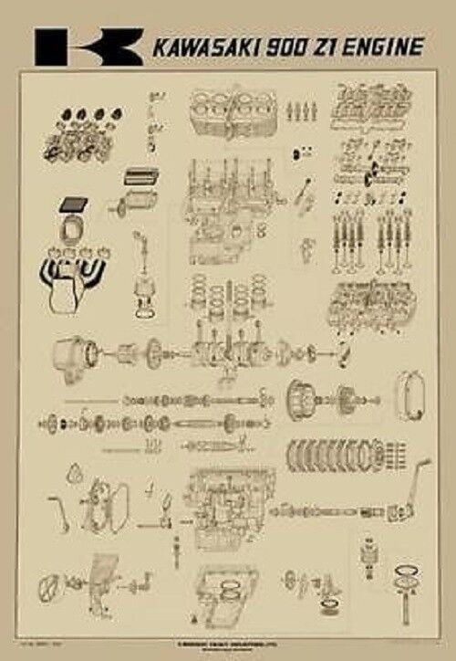 S L on Motorcycle Engine Parts Diagram
