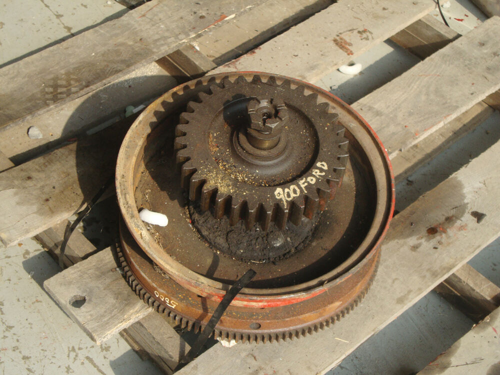 Ford 900 Tractor Parts : Ford tractor brakes