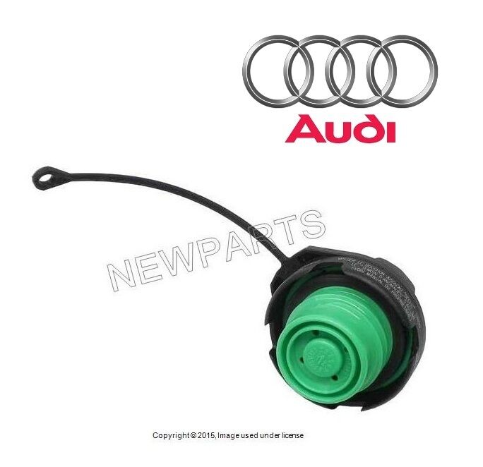Audi A3 2006-2013 Gas Fuel Cap with Retaining Strap for Fuel GENUINE 8P0201550D | eBay