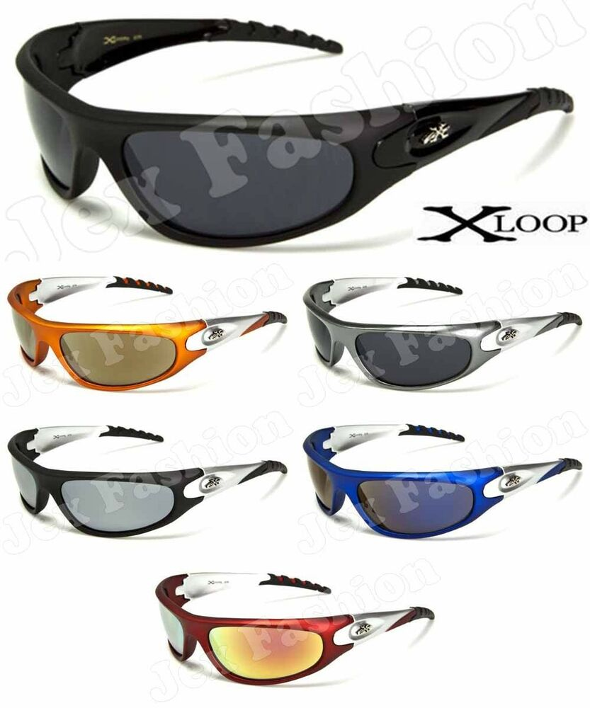 X loop sports cycling golf running sunglasses mens fishing for Mens fishing sunglasses