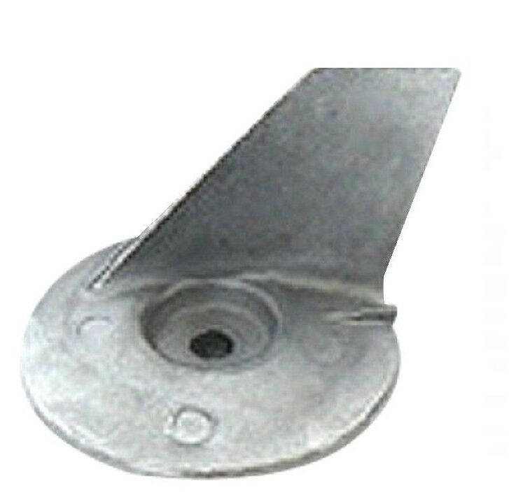 Tohatsu trim tab anode 25 30 40 50hp outboard engine pn for Outboard motor trim tab