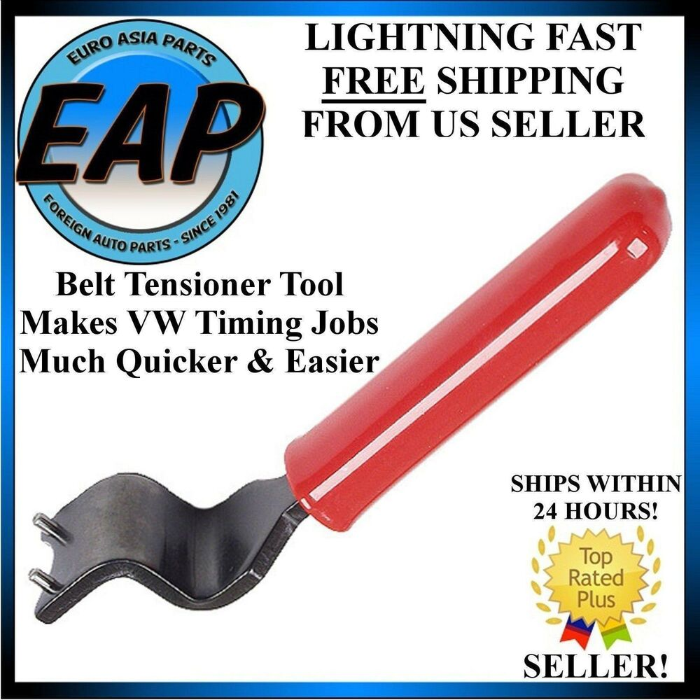 vw beetle jetta golf mk mk mk audi  cam timing belt tensioner wrench ebay