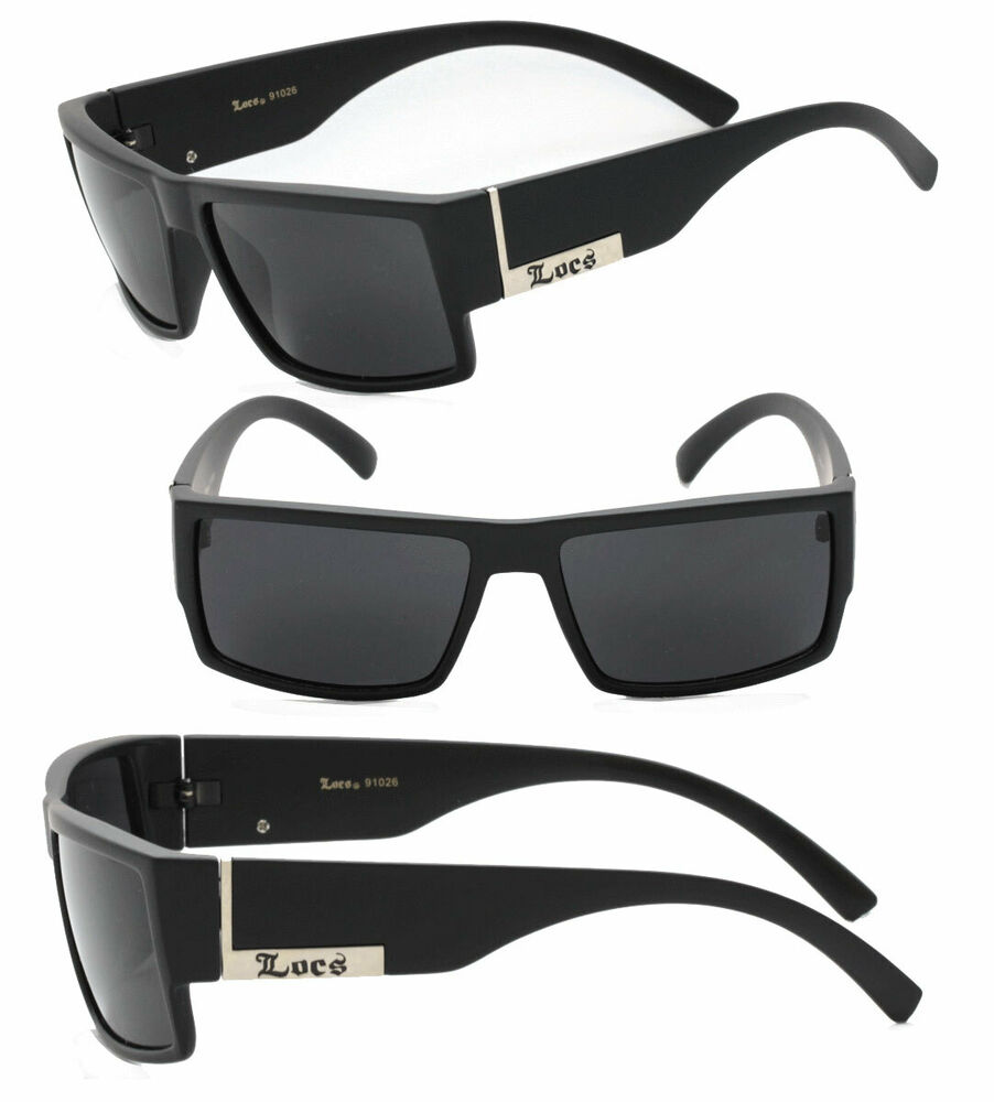 140d6d6eb7 Mens Sunglasses Matte Black