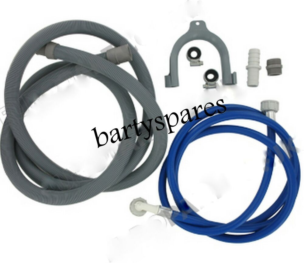 extension for washing machine drain hose