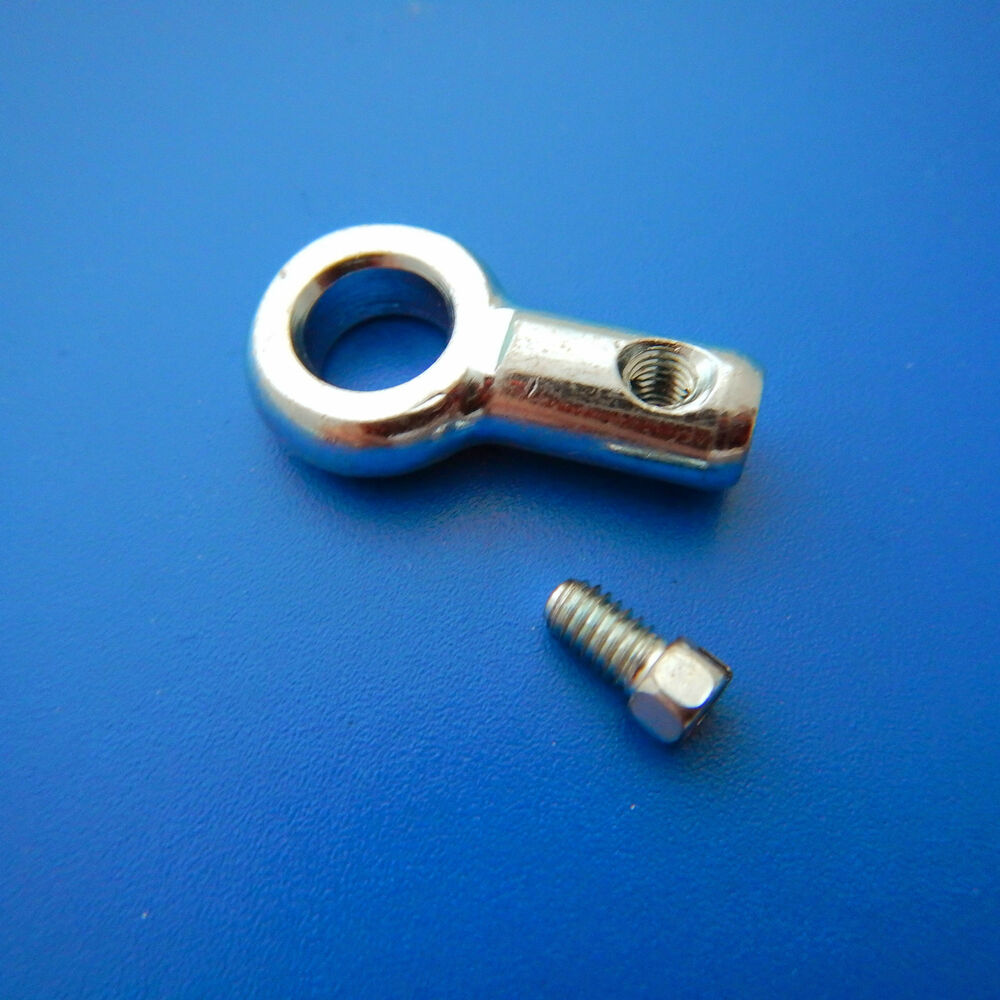 Universal 8mm Swivel Eye For Throttle Amp Clutch Cable