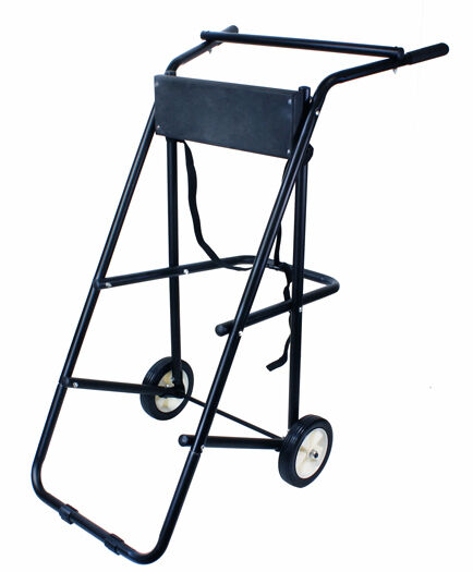 130 Lb Outboard Boat Trolling Motor Stand Carrier Cart