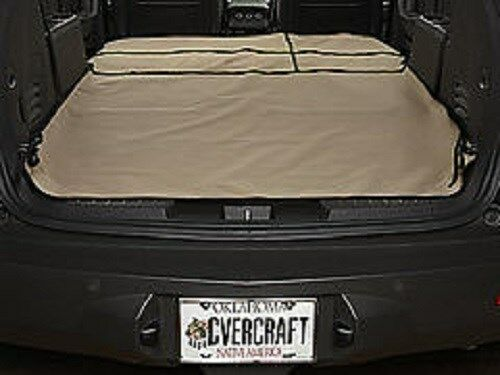 Vehicle Custom Cargo Area Liner Tan Fits 2003 2010 Honda
