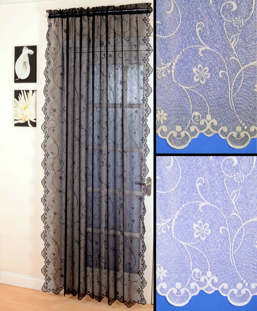 Lace curtains for sale