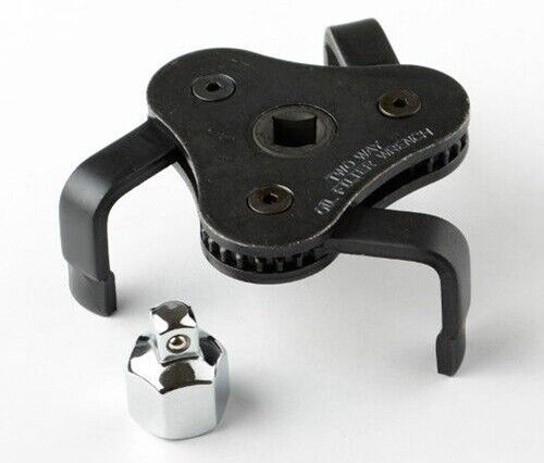 3 jaw two way oil filter wrench automotive shop tools. Black Bedroom Furniture Sets. Home Design Ideas