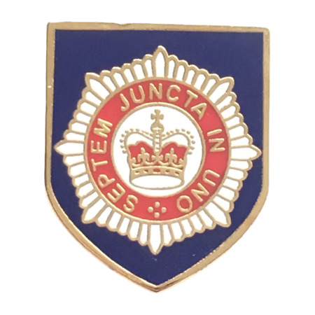 img-The Queen's Royal Household Division British Army - MOD Approved Lapel Pin Badge