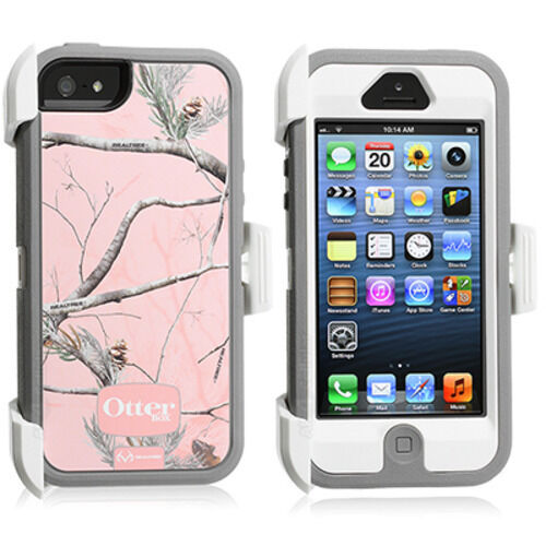 otterbox defender case amp holster for apple iphone 5
