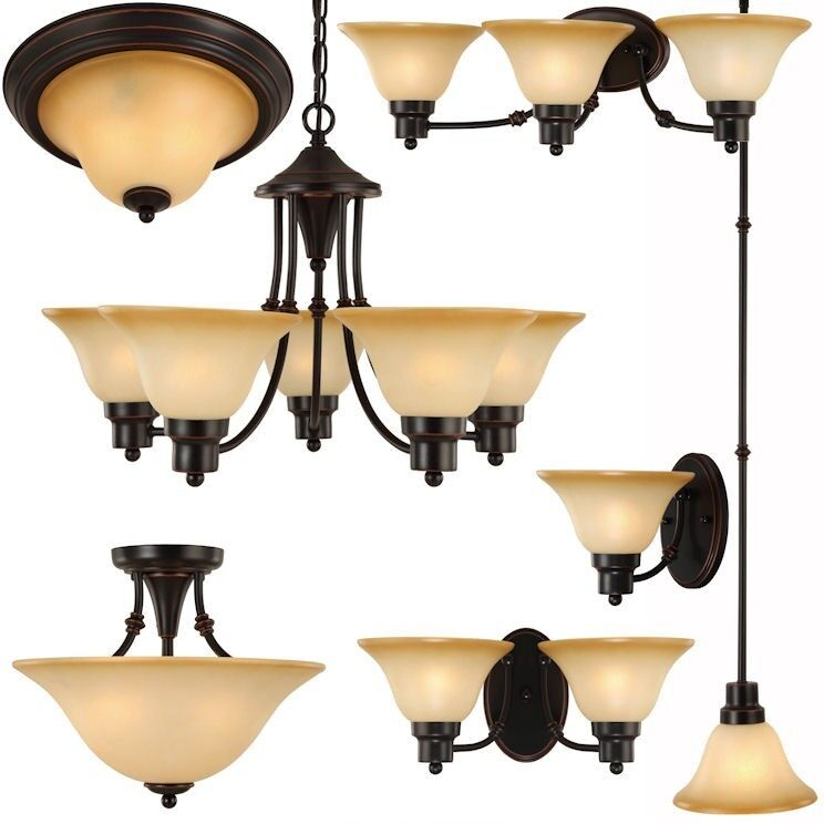 Oil rubbed bronze bathroom vanity ceiling lights for Bathroom 3 light fixtures