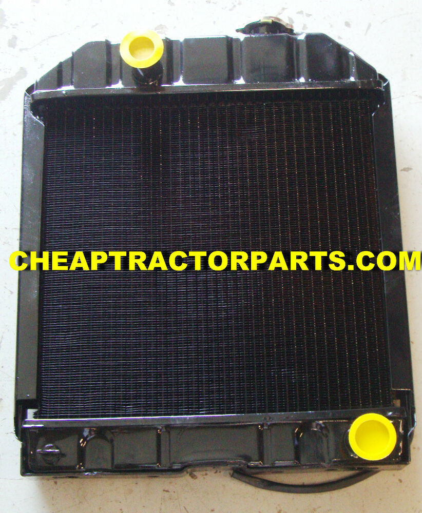 Ford 2000 Tractor Radiators : New ford tractor radiator  ebay